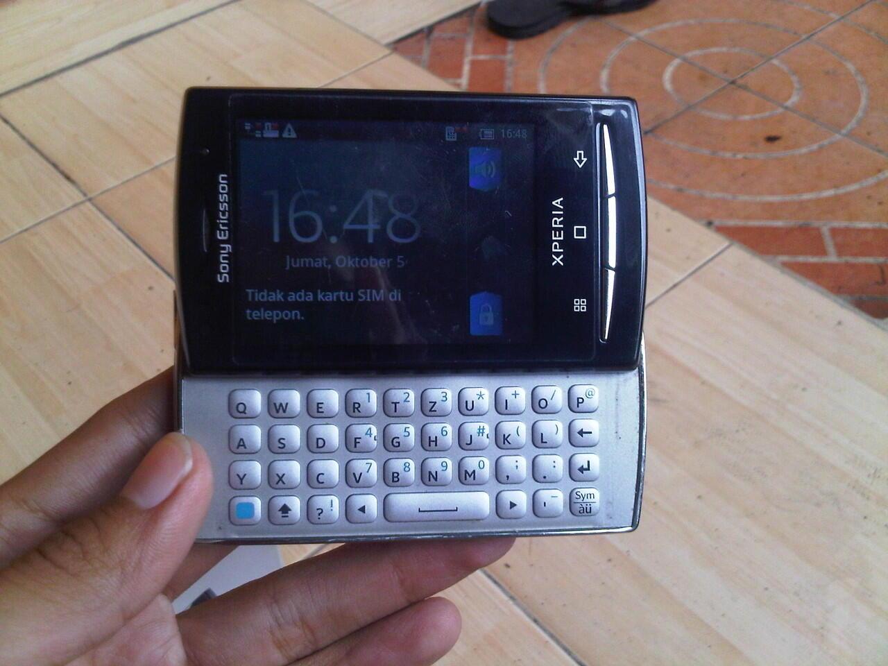 Jual Sony Ericsson Android Xperia X10 Mini Pro Murah