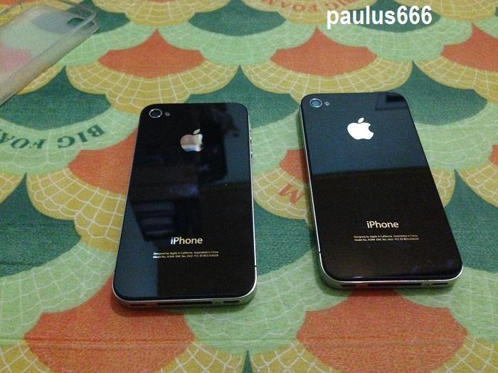 iPhone 4 CDMA (Ex Verizon) Black 16 GB Mulus Bandung