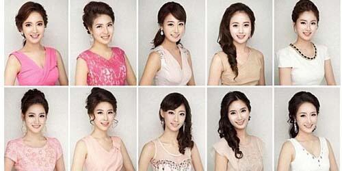Akibat Operasi Plastik, Wajah Finalis Miss Korea Mirip Semua
