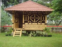 400 Gambar Rumah Gazebo Bambu Gratis