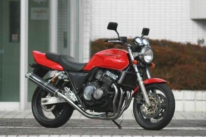 Limbah Moge : Velg Belakang Honda CB 400 SF 4inc Murah 1.xxx.xxx,-