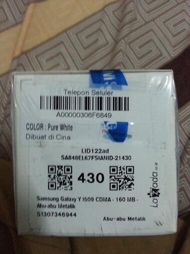 Samsung Galaxy Y (young) CDMA BNIB Murah!!