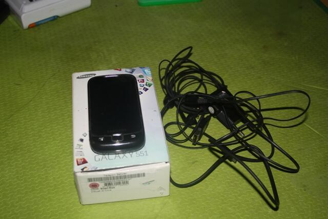 Jual Samsung Galaxy i551 aka Calisto/Gazzy Mumer