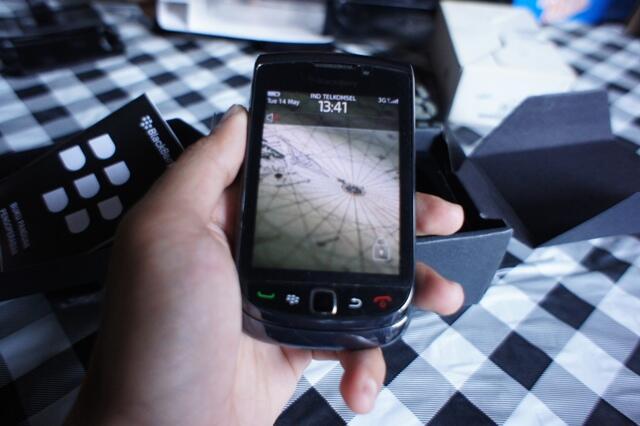 [DIJUAL] Blackberry/BB TORCH 9800 Muluzzz (second)