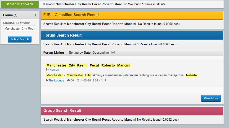Manchester City Resmi Pecat Roberto Mancini