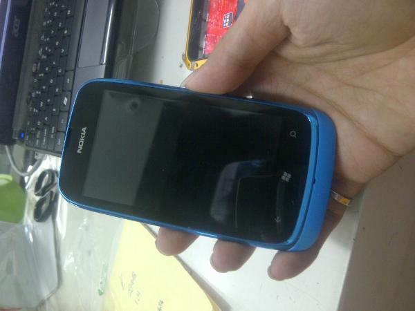 Nokia Lumia 610 2nd bekas Jogja
