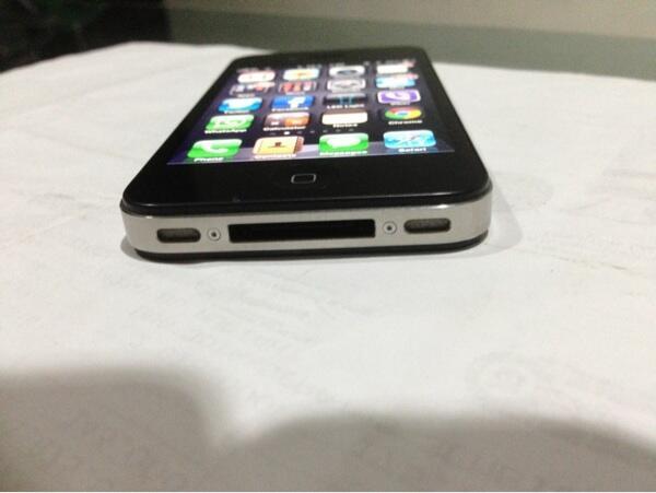 Iphone 4 cdma black jakarta