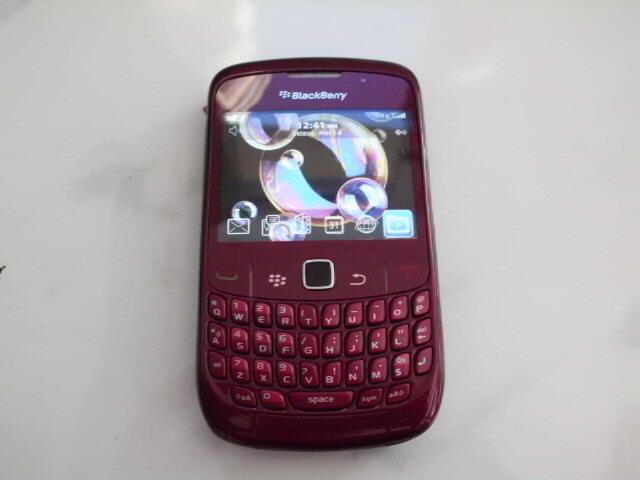 Blackberry Aries CDMA 8530