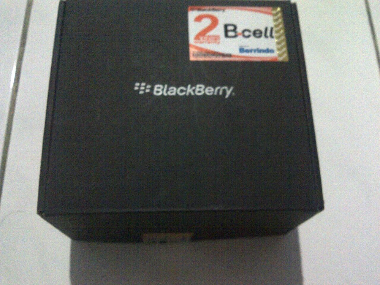 WTS: Blackberry Onyx 2 9780 Mulus Grs Berrindo Bcel 2 Mingguan