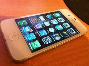 IPHONE4 16 GB FU