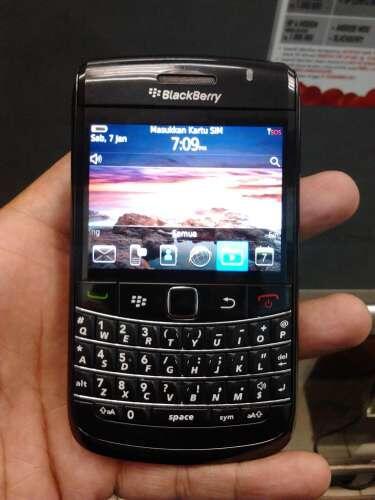 Blackberry 9700 dan Blackberry 9810 Bisa Tuker Tambah