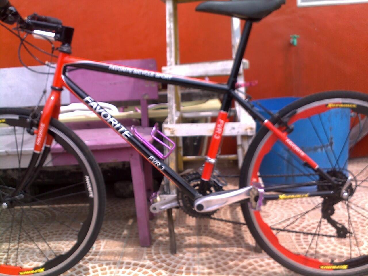 Sepeda NTB Mantap