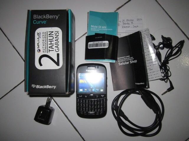 Blackberry Davis 9220 Garansi SS
