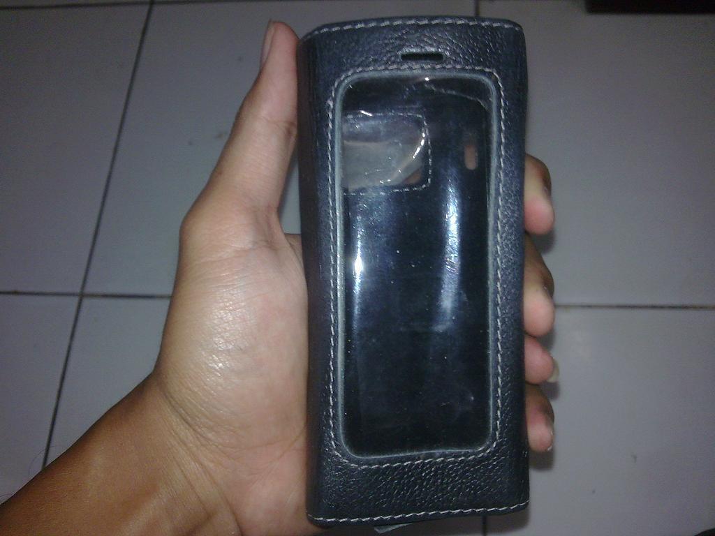 Wts / Dijual Sarung / pouch Nokia Communicator E90 (S60v3) Model PDA (Langka)