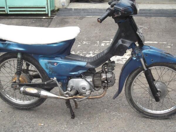 Terjual Cari Motor Honda C70 Alias Pitung Plat Ab Saya Punya Dana