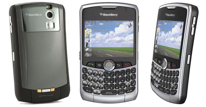 Ready Stock New Blackberry CDMA 8330