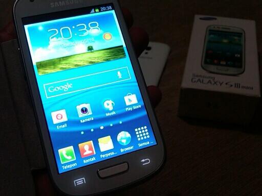 Samsung Galaxy S3 Mini KW China