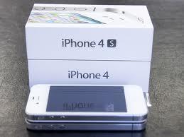 Jual Apple iPhone 4S - 64 GB