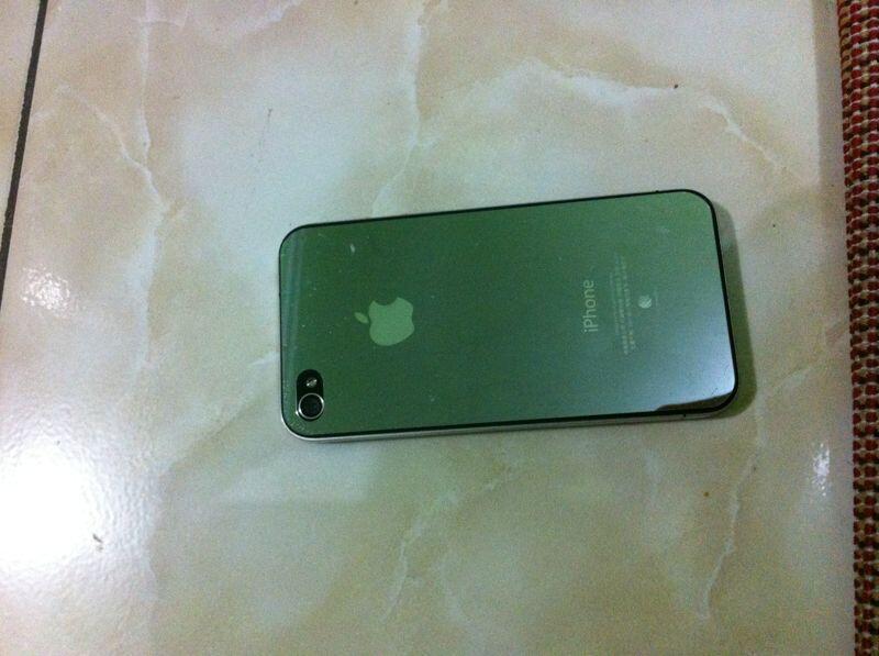 Jual iPhone 4G FU 32gb Fullset Black