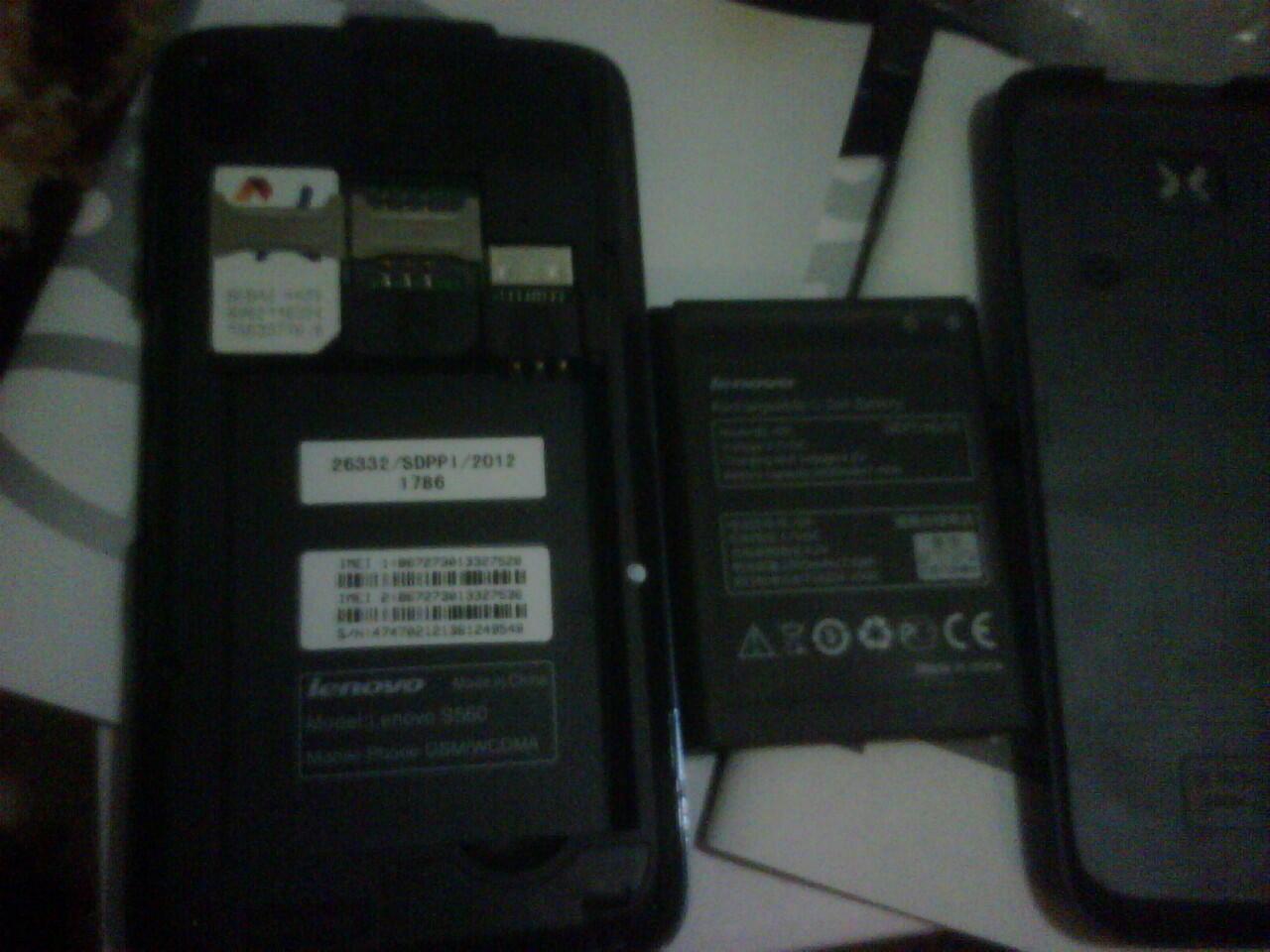 Lenovo S560 1,4jt Nego sampe jadi, depok
