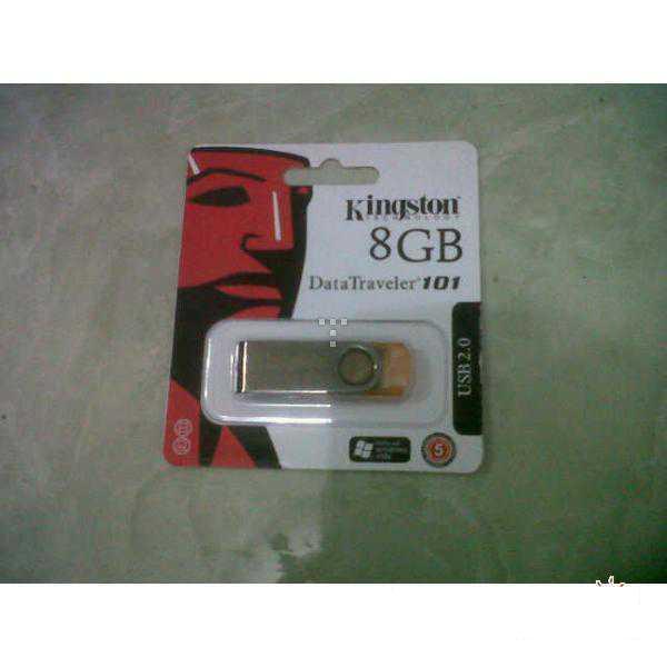 Jual Flashdisk Kingston 8 Gb, 16 Gb, 32 Gb dan 64 Gb (New Ori) Murah di Bekasi