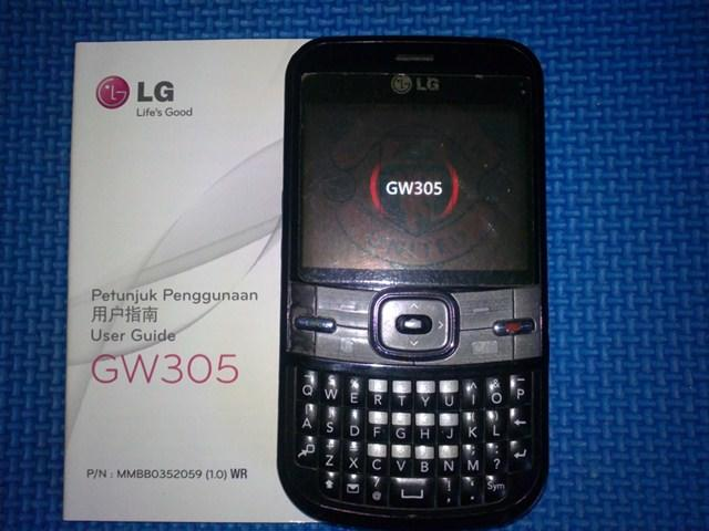 WTS LG GW 305