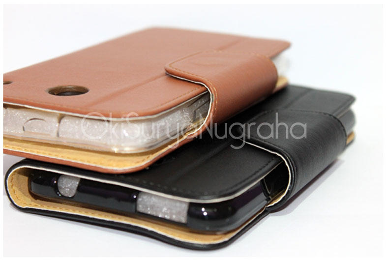 ✯✯✯ Leather Case | Leather Pouch for Lenovo S880 - Exclusive Kulit ✯✯✯