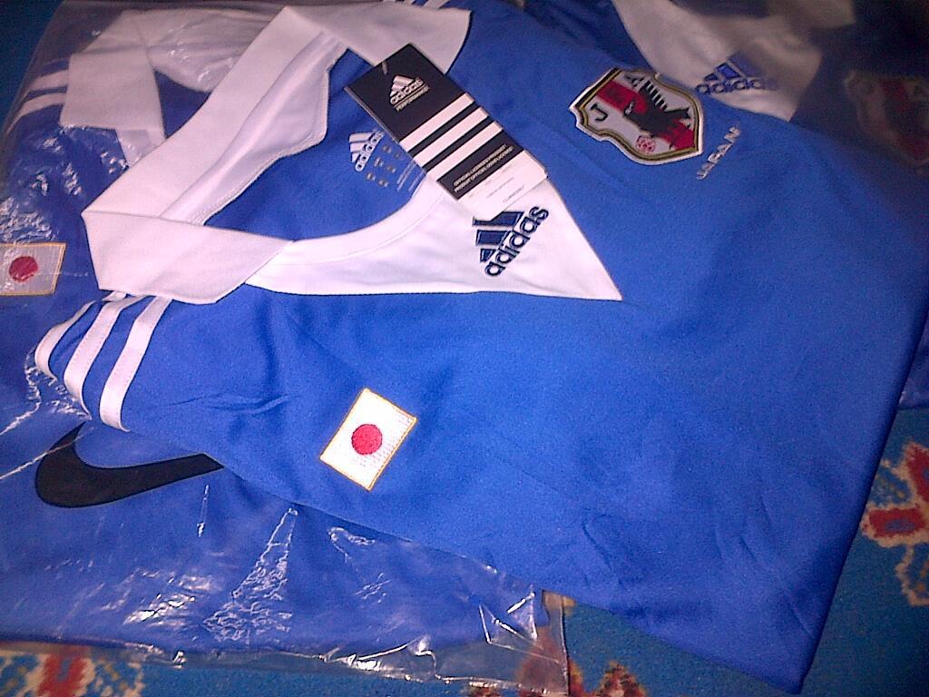 Jual Jersey Jepang New 2013/2014 Piala Asia