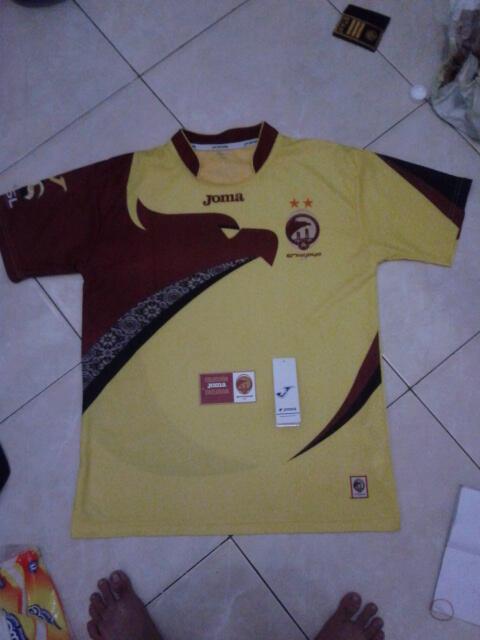 jersey sriwijaya fc palembang