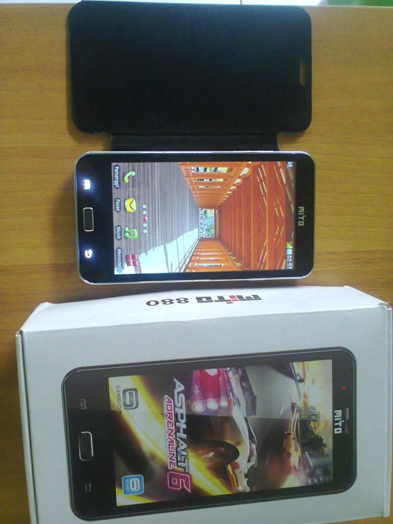 Mito 880 Touchscreen baru 1 bulan