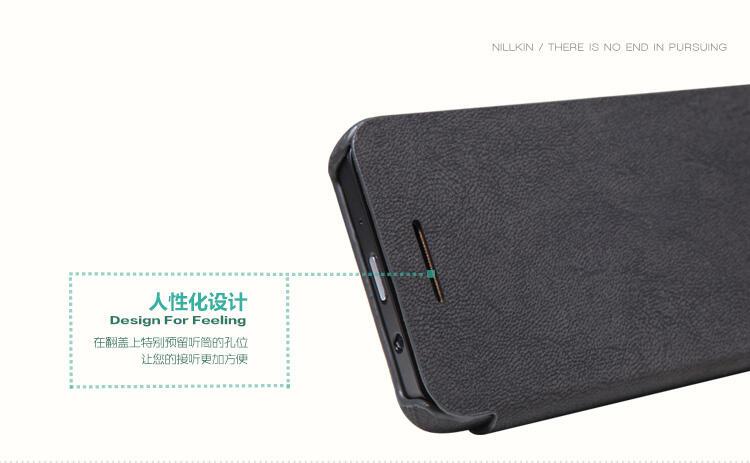 Nillkin Tree Texture Leather Case Blackberry Z10