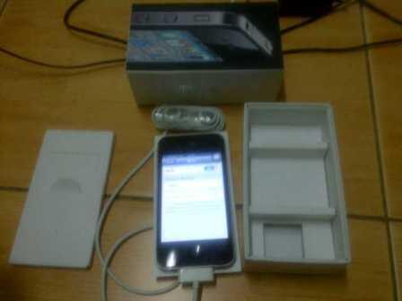 iphone 4g 16gb 2nb black