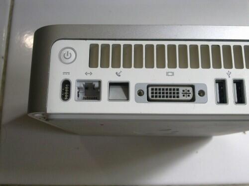 Apple Mac Mini G4 (wifi + bluetooth internal)