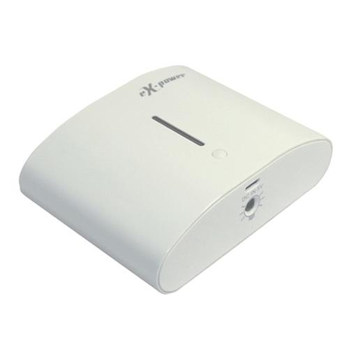 Taff Power Bank eX-Power Model EL540 10400mAh with Dual USB for Tablet Smartphone - W