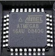Mikrokontroler AVR ATMEL ATmega8-16AU SMD