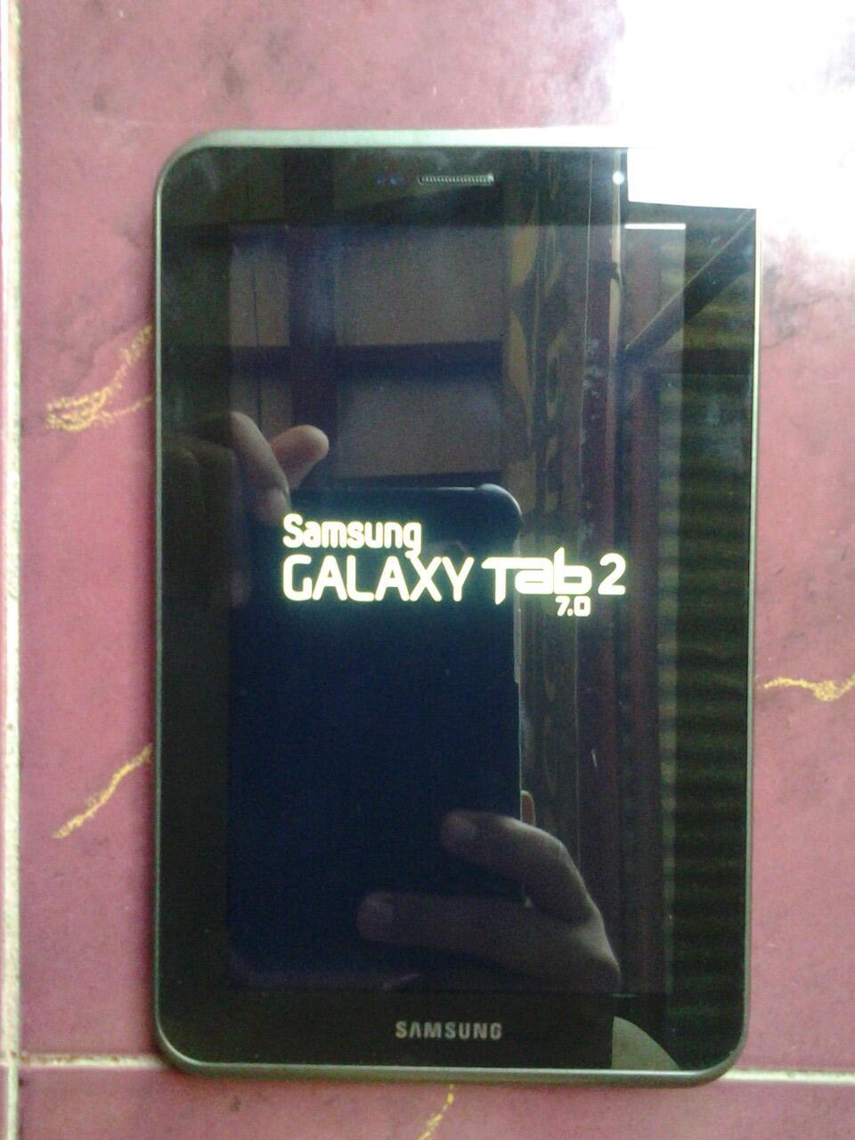samsung galaxy tab2 p3100 16GB istimewa