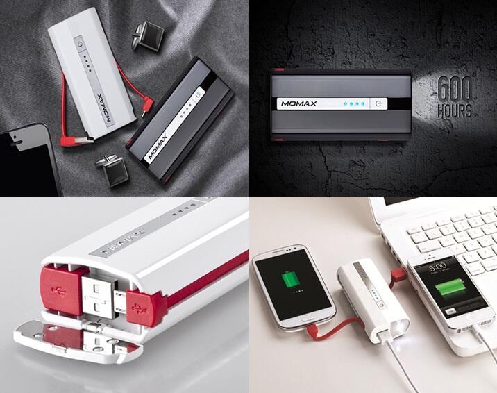 Jual MOMAX Powerbank iPower S3 5600 MaH