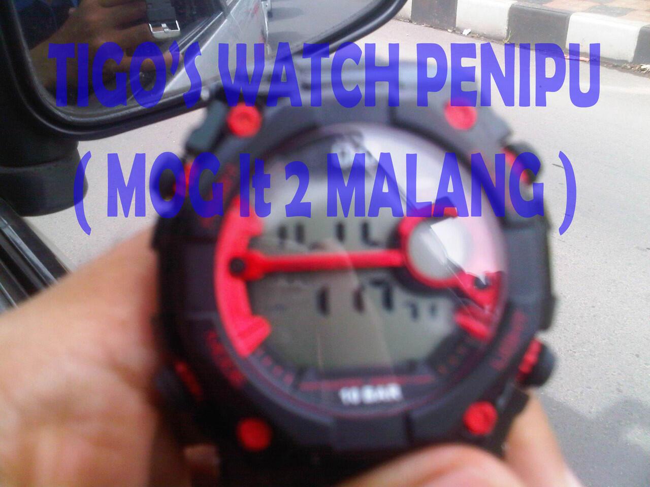 Hati-hati beli jam di TIGO s WATCH MOG lantai 2 MALANG  f9955e7ddf