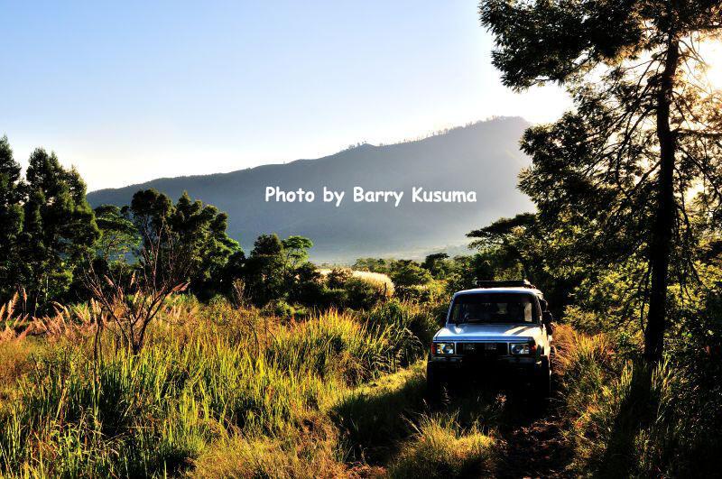 Taman Nasional Rinjani, Gunung Terindah di Asia Tenggara.