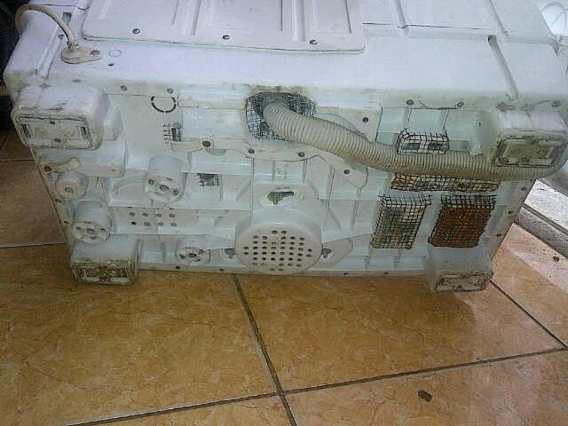 Mesin Cuci 7kg Licensi japan Mayaka kondisi sangat bagus and murmer gan