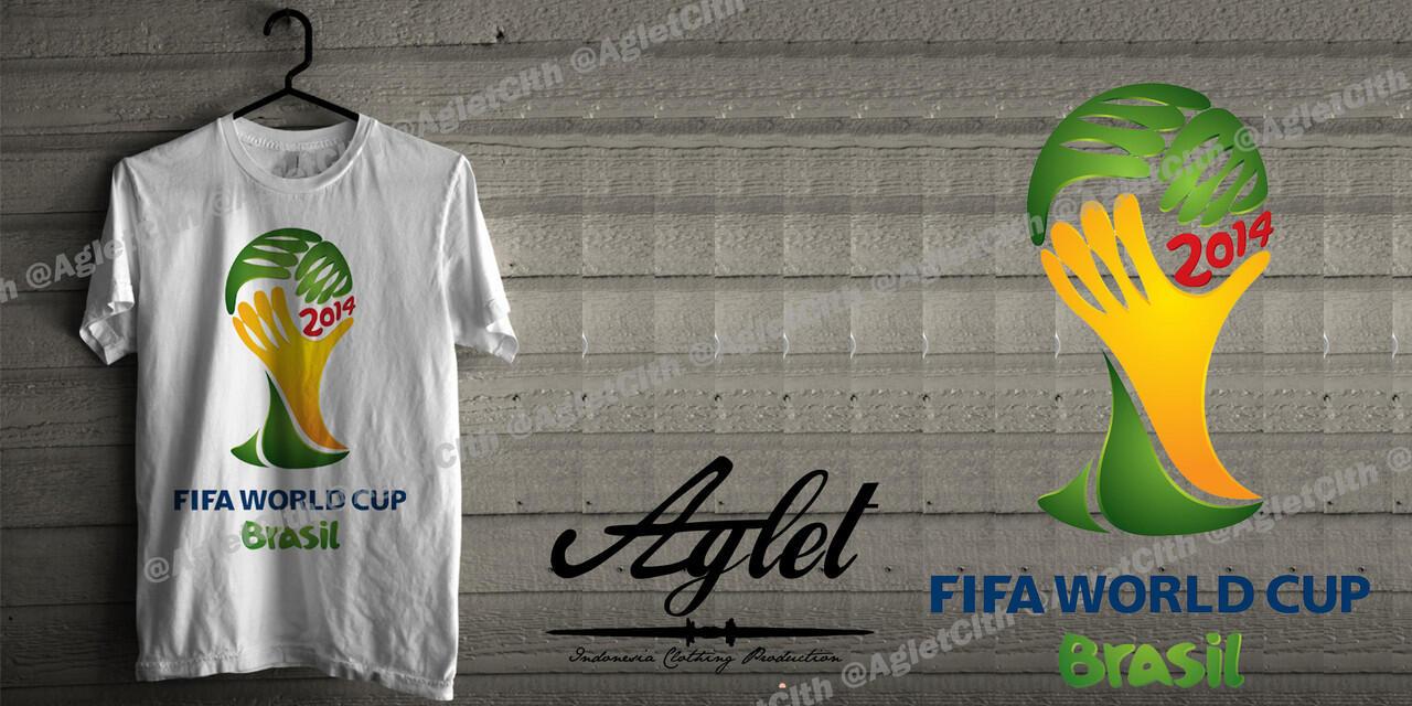 [ PO ] Jual Kaos Piala Dunia 2014 | FIFA WorldCup 2014