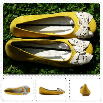 Marcs Janine Flat Shoes Ori