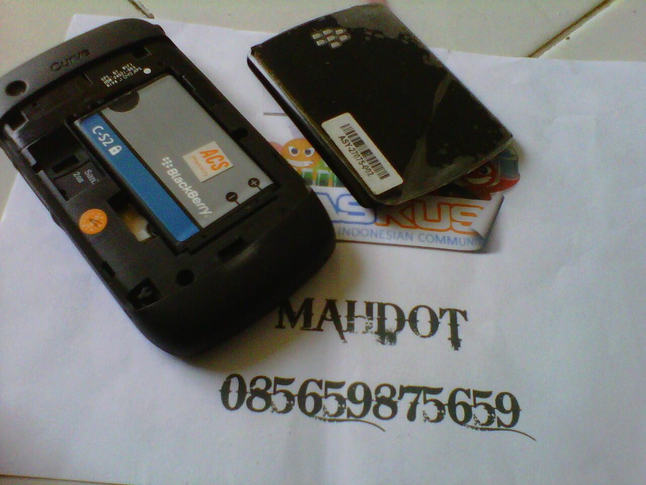 BB Gemini CDMA 8530 3G a.k.a Aries Bandung