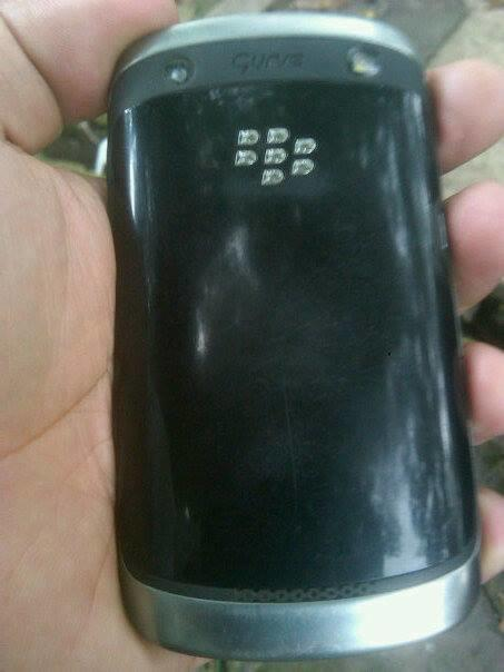 Blackberry 9360 Apolo Black
