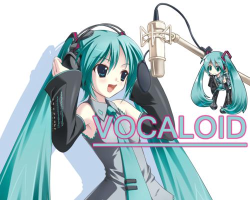 Joe's Hobby Shop : Anime Section - Vocaloid