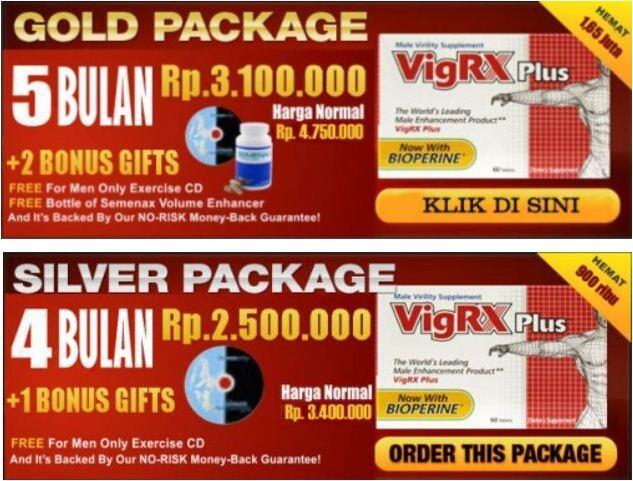VlGRX PLUS ASLI dari LEADING EDGE HEALTH, CODE dijamin VALID & Termurah Se-INDONESIA