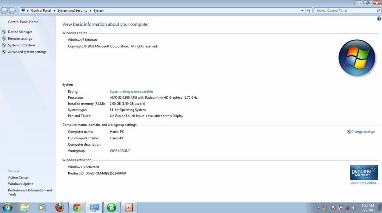 LAPTOP ASUS X45U AMD E2 TERBARU, BARU SEBULAN, MULUS 99%,