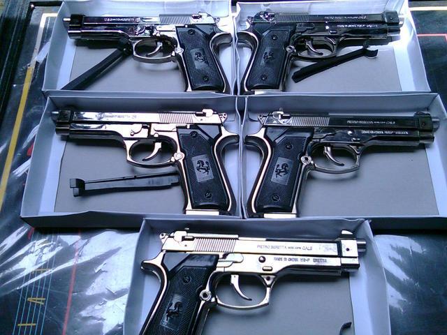 Korek Api Bara Pistol Keren Murah Lagi