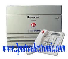 PABX SAHITEL PB308 / 3line-8extension