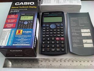 casio scientific fx-82es